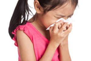 Childhood Allergies in Singapore by Dr Sri